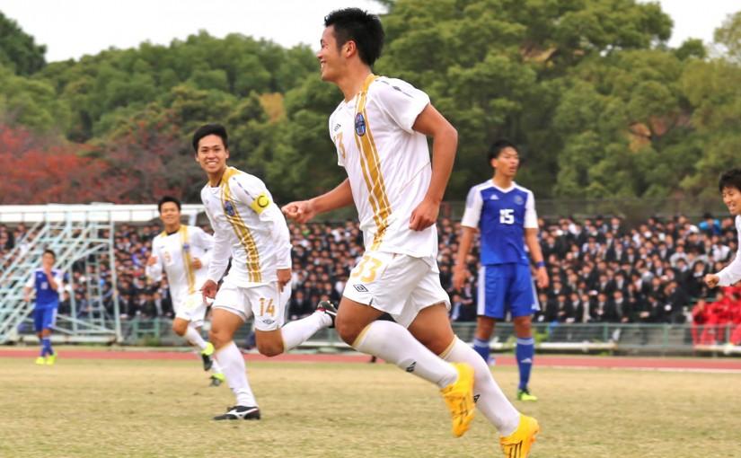 関西学生サッカーからJリーグへ。 新しい夢が始まる。