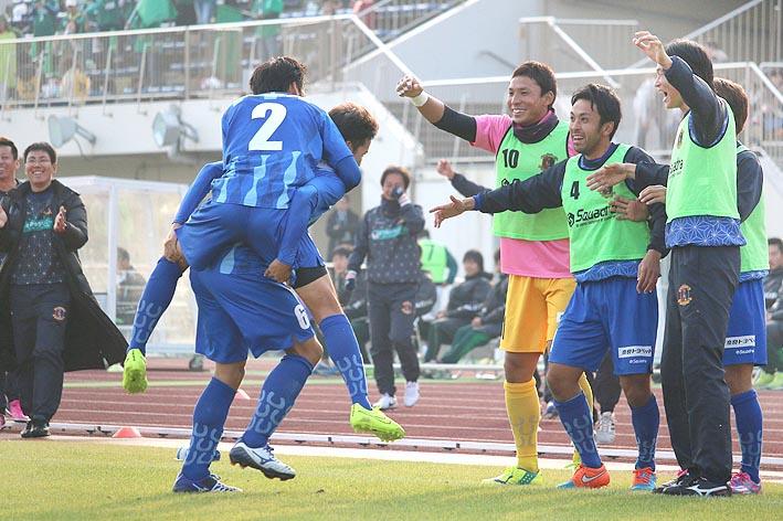 地域リーグ決勝大会2014 奈良クラブとFC大阪がJFL昇格へ