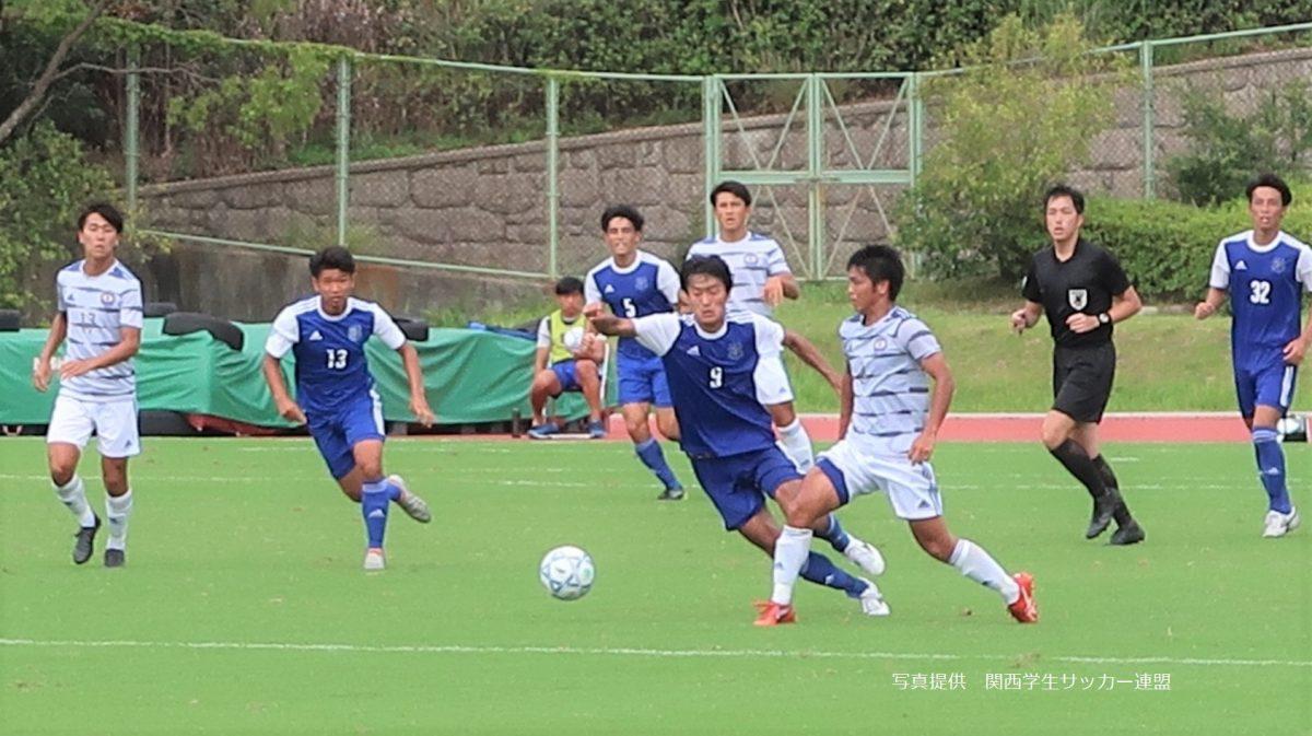 関西学生サッカーリーグ2020年後期開幕!