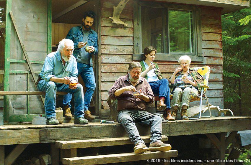 映画『やすらぎの森』 ケベックの森に守られた生と死と、愛の物語。
