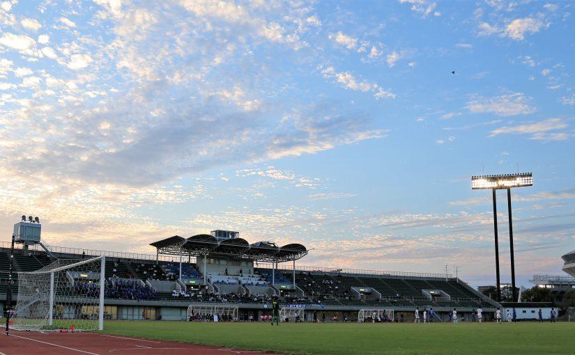 【関西学生サッカー】総理大臣杯出場チームは、桃山大、びわこ大、関福大、大体大に決定! 関西学生選手権大会準々決勝。