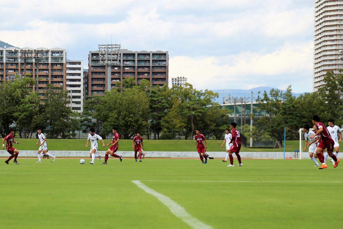 関西学生サッカーリーグ後期第2節レポート