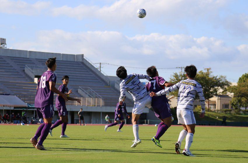 関西学生サッカーリーグ後期第3節レポート