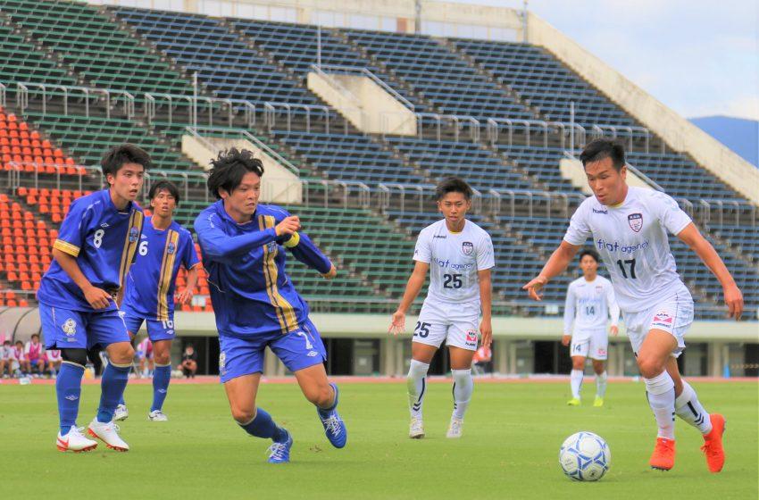関西学生サッカーリーグ後期第5節レポート