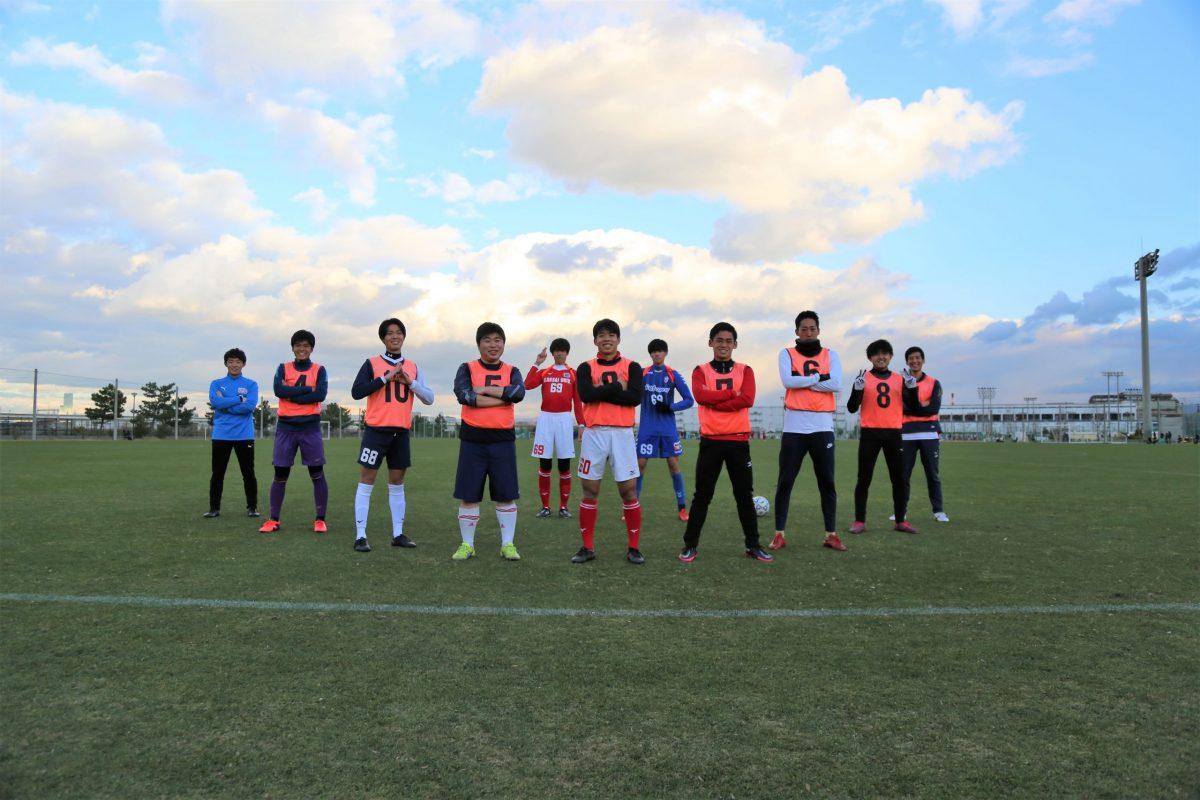 【関西学生サッカー】第9節、好調京産大3連勝。関学大は大体大を破って首位をキープ。