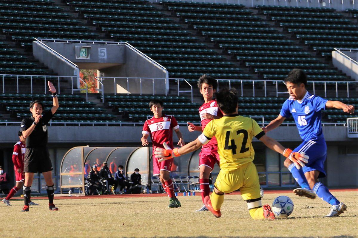 学生サッカーIリーグ、関西からは立命大Ⅰと関学大B2が全国大会に進出。