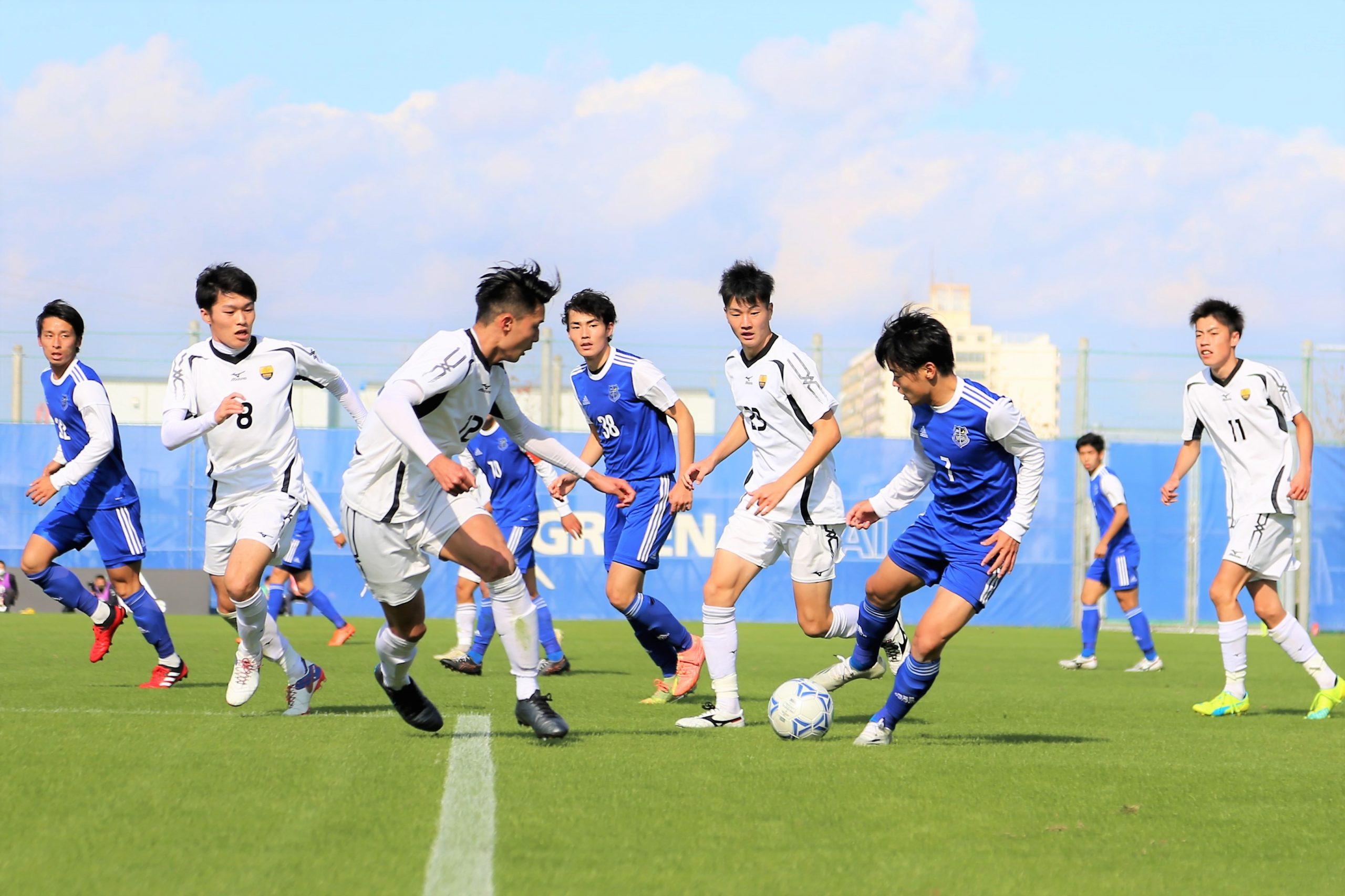 甲南大、全国大会出場決定! 阪南大も勝利で2位タイ。関西学生サッカー延期試合。