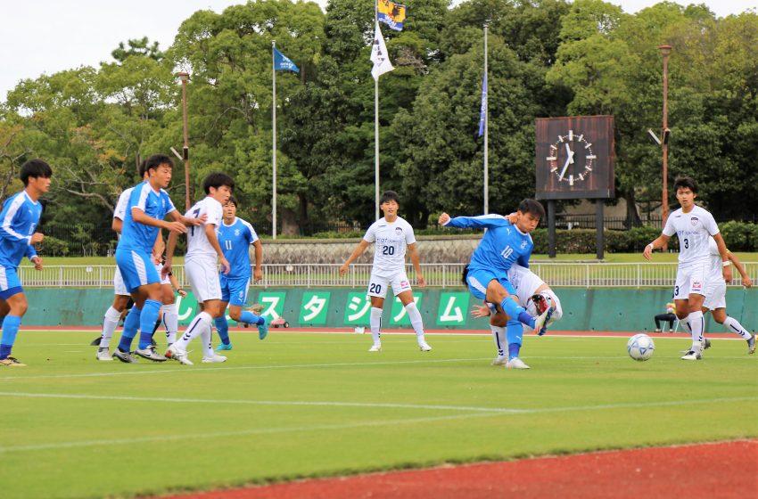 近畿大学サッカー部2020シーズンメモリー。サッカーに全力だった選手たち。