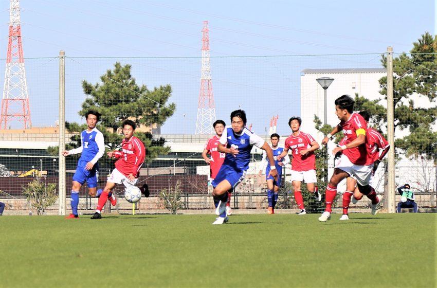 立命大敗れる。阪南大は全国へ王手。関関戦は関学大が制す。関西学生サッカー延期節。