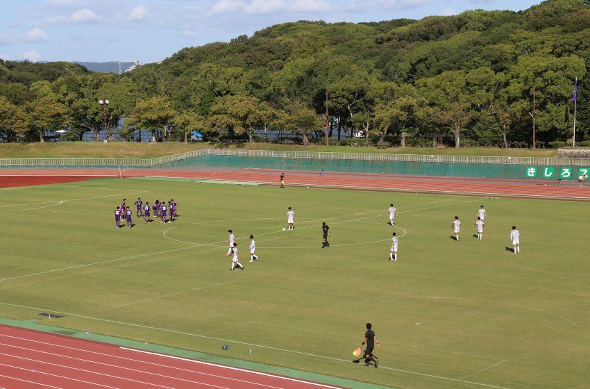 【関西学生サッカー】後期第6節、緊急事態宣言解除でヨドコウ桜スタジアムの2試合は有観客で開催。