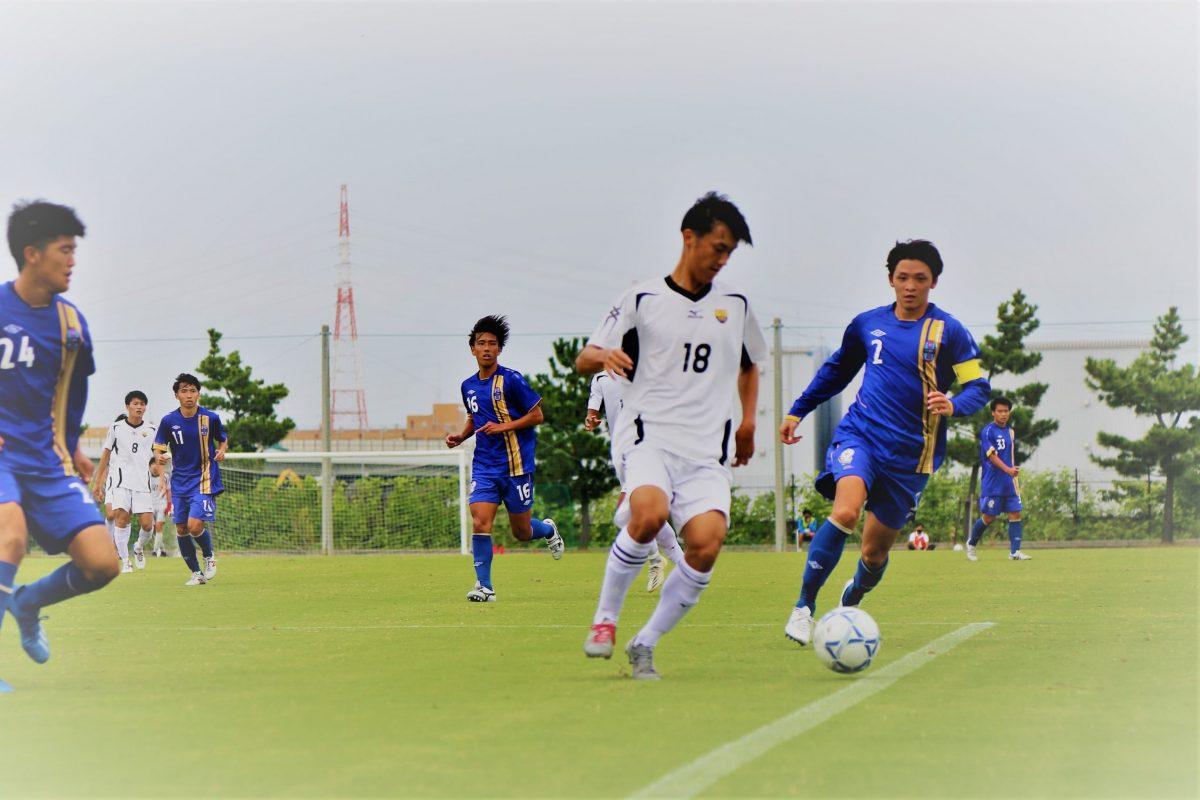 関西学生サッカーリーグ後期第4節レポート