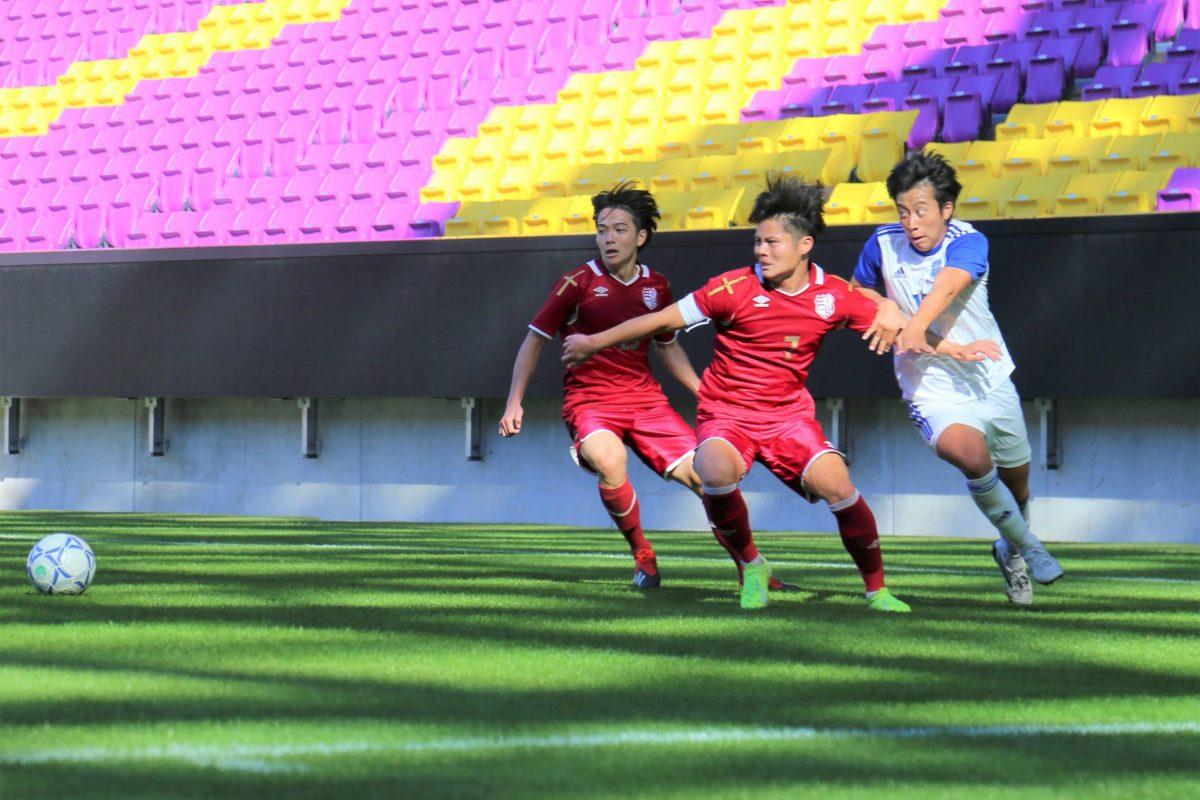 大体大、首位攻防戦を制す。立命大が関学大に勝利。関西学生サッカー第10節。